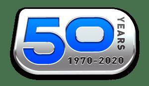 LNI 50 Years Logo